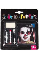 Набор для грима Клоун