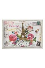 Поднос декоративный Париж
