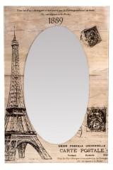 Зеркало настенное Париж