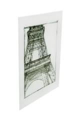 Репродукция Графика - Эйфелева башня