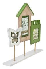 Рамка для 3-х фото Бабочка