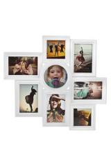 Рамка для 8-ми фото Счастливые моменты