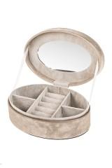 Шкатулка для ювелирных украшений Золотое мерцание