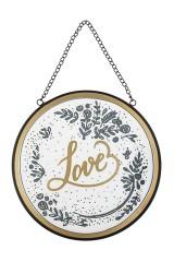 Украшение для интерьера настенное Любовь