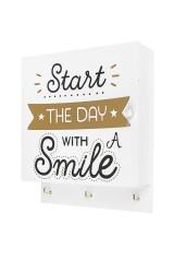 Ключница Начни день с улыбки