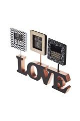Рамка для 3-х фото Любовь