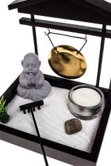 Украшение для интерьера Японский сад - Гонг