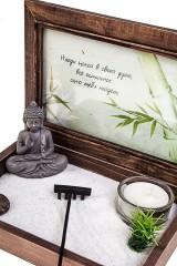 Украшение для интерьера Японский сад - Покой