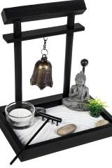 Украшение для интерьера Японский сад - Колокол