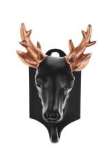 Вешалка декоративная Молодой олень