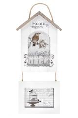 Рамка для 2-х фото Птичкин дом
