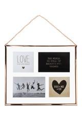Рамка для 4-х фото Счастливые моменты