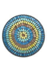 Блюдо декоративное Калейдоскоп