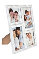 Рамка для 4-х фото Счастливые улыбки