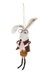 Украшение для интерьера Мистер кролик
