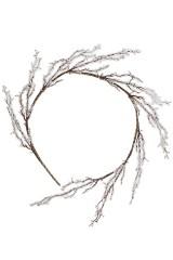 Гирлянда декоративная Ледяная ветка