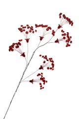 Украшение для интерьера Красные ягодки
