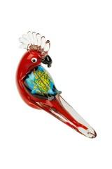 Украшение для интерьера Яркий попугай