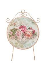 Вешалка декоративная Королевские розы