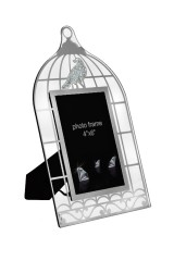Рамка для фото Зеркальная клетка