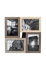 Рамка для 4-х фото Европейский стиль