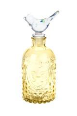 Бутылка декоративная Птичка