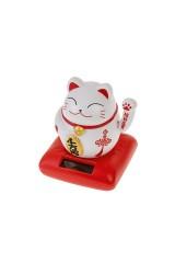 Украшение для интерьера двигающееся Китайский котик