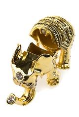 Шкатулка для ювелирных украшений Слон
