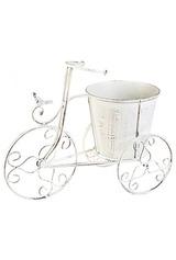 Кашпо садовое Велосипед