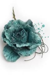 Цветок декор. Нежная роза