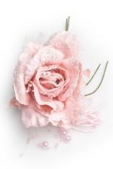 Цветок декоративный Нежная роза