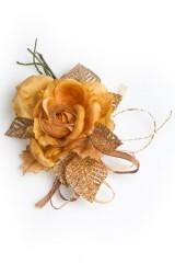 Цветок декор. Очаровательная розочка