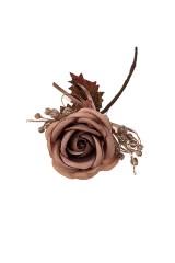 Цветок декоративный Английская розочка