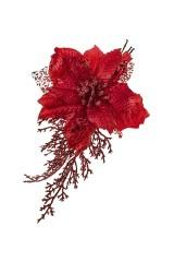Цветок декоративный Рождественская звезда