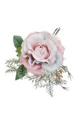 Цветок декоративный Чайная роза