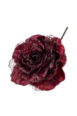 Цветок декоративный Элегантная роза