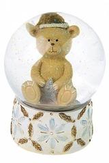 Украшение для интерьера Мишка в шаре