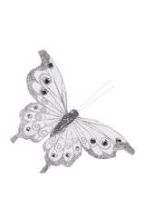 Украшение для интерьера Бабочка со стразами