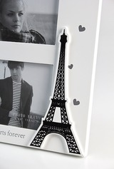 Рамка для 2-х фото Любимый Париж