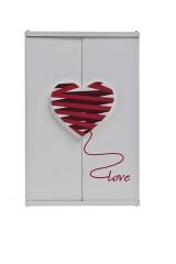 Рамка для фото Парящее сердце