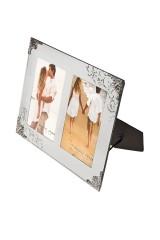 Рамка для 2-х фото Зеркала и кружево