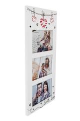 Рамка для 3-х фото Сладкая любовь