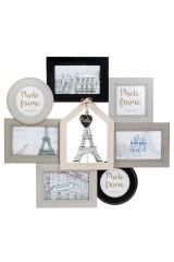 Рамка для 7-ми фото Парижские истории