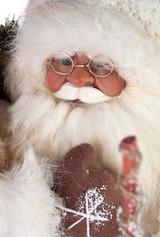 Украшение для интерьера Дед Мороз с подарками