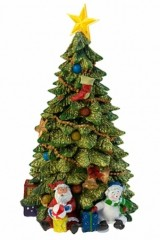 Украшение для интерьера светящееся Новогодняя елка