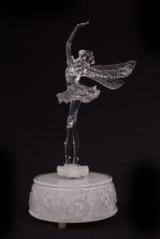 Украшение для интерьера музык. и двиг. Балерина