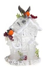Украшение для интерьера светящееся Ледяной дом