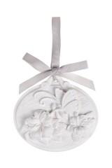Украшение для интерьера аромат. Медальон с бабочкой