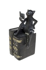 Фигурка Ученый кот