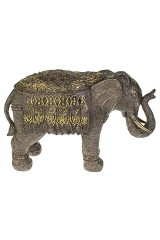 Фигурка Индийский слон